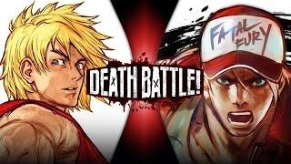 Ken VS Terry | DEATH BATTLE! (Street Fighter VS King of Fighters)