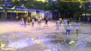 Rj rony khans Football Match