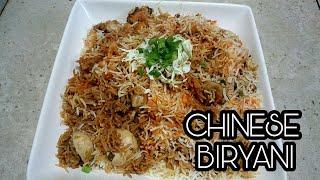 CHICKEN CHINESE BIRYANI