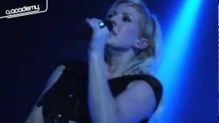 Ellie Goulding Live - 'Only You' at O2 Academy Brixton