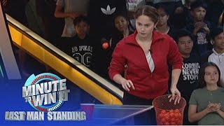 Cuppaccino | Minute To Win It - Last Man Standing
