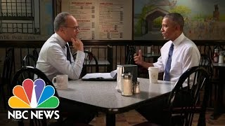 President Obama: 'Post-Racial America After My Election' Unrealistic | NBC News