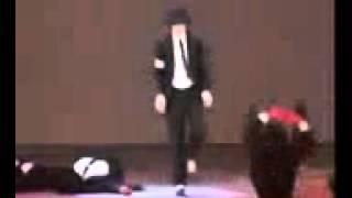 micheal jackson allu arjun dance