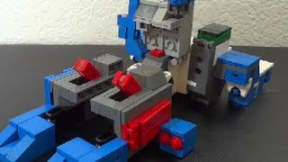 LEGO TRANSFORMERS - 『G1 Fortress Maximus』