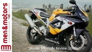 Honda Fireblade Review (2000)