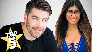 Top 5 MIA KHALIFA Strange Facts