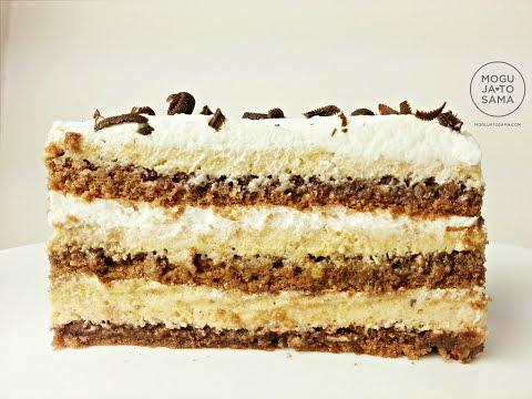 Čoko moko torta recept