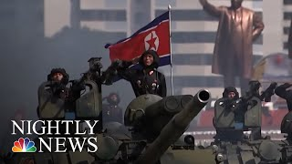 NBC News Exclusive: North Korea Producing New Nuclear Weapons   NBC Nightly News
