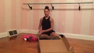 JJGIRL Isabella Bruno Unboxing Video