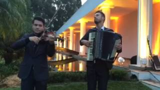I Don't want to miss a thing - Aerosmith - Violin and Accordion Cover