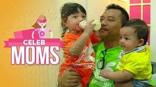 Celeb Moms: Ashanty, Arsy-Arsya Rebutan Ayah Anang - Episode 68