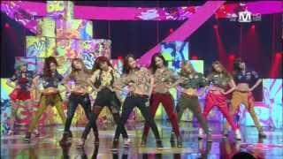소녀시대_I Got a Boy (I Got a Boy by Girls'Generation@Mcountdown 2013.1.17)