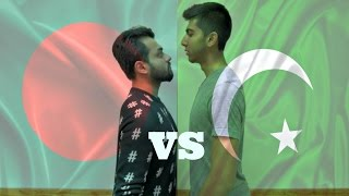 EPIC DANCE BATTLE! (Bangladesh Vs Pakistan)