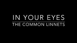 In Your Eyes - The Common Linnets Lyrics