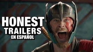 Thor: Ragnarok - Honest Trailer en Español