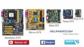 AnaKart Yonga Seti ve ATX Sürümü Hakkında Bilgi