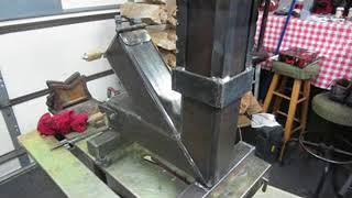 DIY Rocket Stove Tommy K