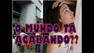 URGENTE! OUTRO TERREMOTO NA MINHA CIDADE!! FOI HORRÍVEL!!!