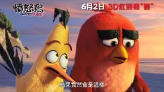【電影預告】《憤怒鳥大電影》The Angry Birds Movie 最新粵語配音版預告