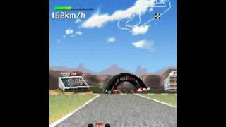 Racing masters mobile java games