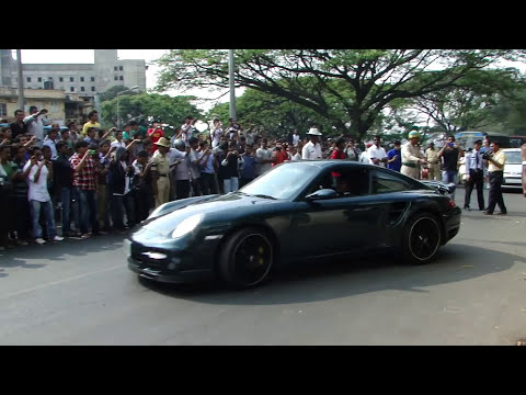 Xxx Mp4 Supercars Parade In Bangalore 2013 3gp Sex
