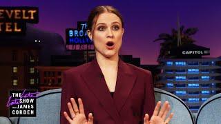 Evan Rachel Wood Lets Her RAGE Out