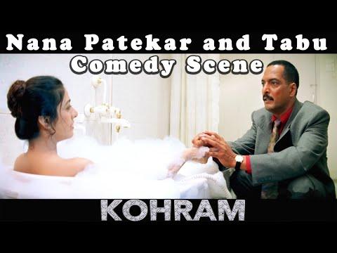 Xxx Mp4 Nana Patekar And Tabu Comedy Scene Kohram Movie 3gp Sex