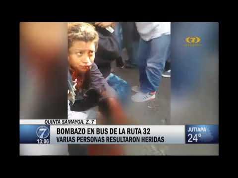 Xxx Mp4 Explosión Bomba Contra Bus De La Ruta 23 3gp Sex