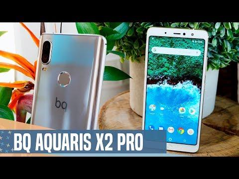Xxx Mp4 BQ Aquaris X2 Pro Review Android ONE Para Un Smartphone TOTAL 3gp Sex