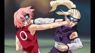 Especial Naruto Clássico: Ino vs Sakura