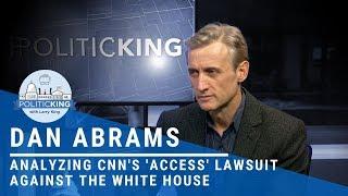 Dan Abrams: Analyzing CNN