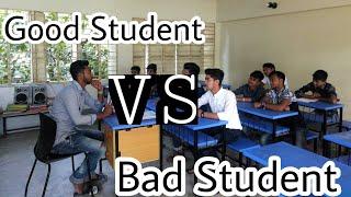 Good student VS bad student bangla funny video 2018   Golden Boys LTD.