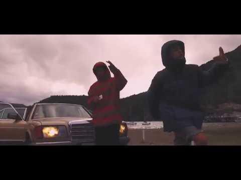 C.R.O & Fazzini Behind Me 👩 OfficialVideo