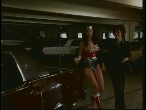 Wonder Woman Season 2 - The Man Who Wouldn't Tell