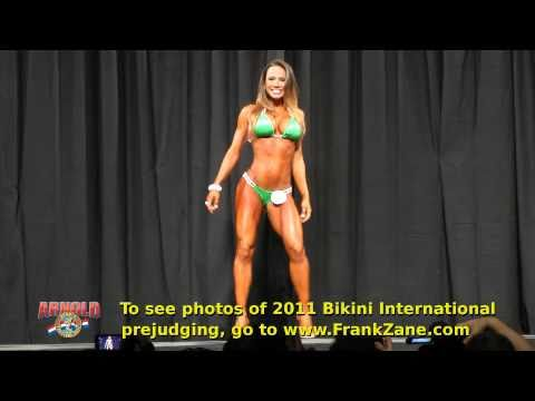 2011 Bikini International prejudging Arnold Classic