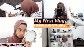 A DAY WITH ME (actually Not Really A Day) || #vlog 1