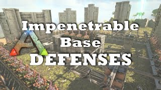Ark: SE - PVP Defense Building Tips | Stop Raiders & Become