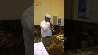 أذان الاخ الفاضل محمد سالم المشاري
