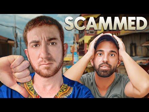 WE GOT SCAMMED Sierra Leone