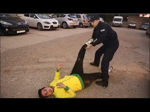 DZjoker 2016 La Police en Algerie الشرطة في الجزائر