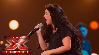 Lauren Murray performs Say You Love Me   The 6 Chair Challenge   The X Factor UK 2015