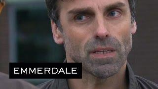 Emmerdale - Paddy Tells Pierce Some Harsh Truths