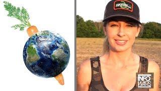 Veganism is a Globalist Cult   InfoWars Live Response