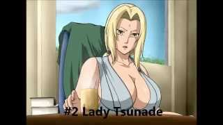 Top 10 Big Breasted Naruto Female Characters