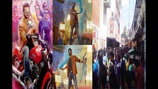 মুক্তির প্রথম দিনেই  রেকর্ড করলো কিং খানের নবাব ।। Eid Movie Nobab ।। bdstar