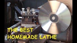the best homemade metal lathe