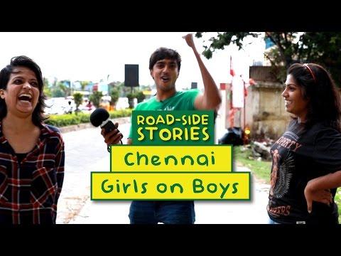 Chennai Girls On Boys - Road Side Stories | Put Chutney
