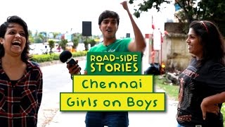 Chennai Girls On Boys - Road Side Stories | Put Chutney