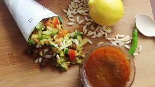 ঝাল মুড়ির মসলা এবং ঝাল মুড়ি রেসিপি||Bangladeshi Jhal Muri Moshla Recipe||Bangladeshi street food
