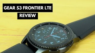 Gear S3 Frontier LTE Review